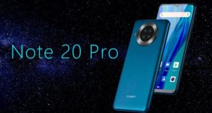 Cubot Note 20